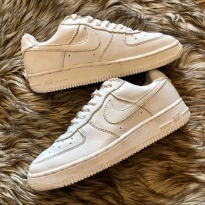 Women's Vintage Nike Air Force One's, Size 5.5